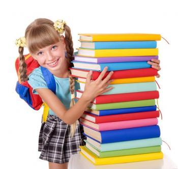 учебники в школу